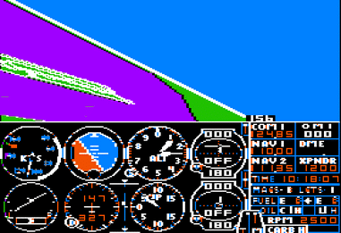 Sublogic Flight Simulator II